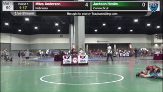 2017 Novice 60 Miles Anderson Nebraska vs Jackson Heslin Connecticut 8570909104