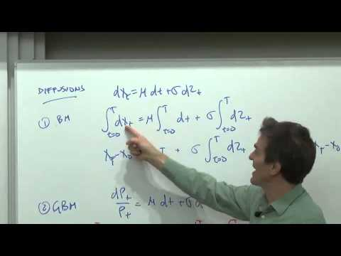 1   5   3  Continuous Time  Solving Stochastic Differential Equations 12 43