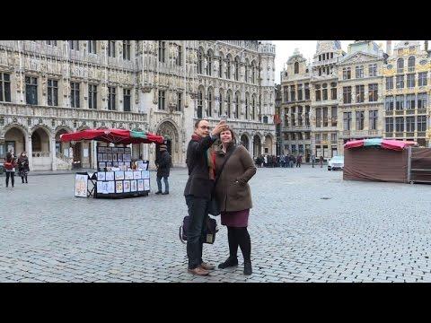 Belgique: après les attentats, le tourisme en berne à Bruxelles