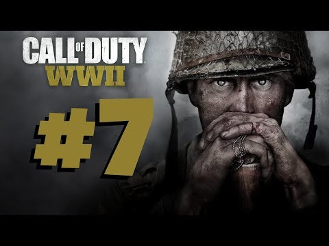 Call of Duty WW2 Let's Play! Mission 7 - Death Factory