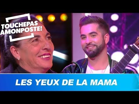"Kendji Chante ""Les Yeux De La Mama"" Face à Sa Mère"