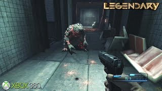 Legendary - Xbox 360 / Ps3 Gameplay (2008)