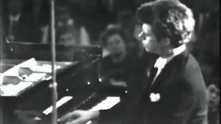 Рахманинов Концерт 2 для фортепиано Ван Клиберн