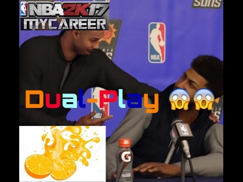 NBA2K17 My Career Orange Juice Guide * EASY WAY *