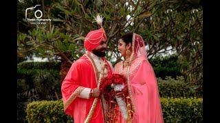 Punjabi Sikh Wedding Highlights - Cinematic Films BUNTY & RAMAN DHALIWAL