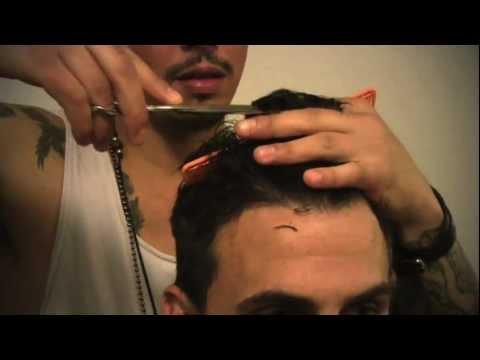 Men's Hairstyle by Daniel Alfonso  Jeremy Jackson Short Haircut