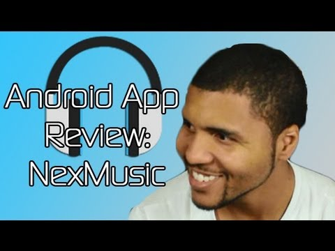 Skinable Music Player with NexMusic -- Android App Review