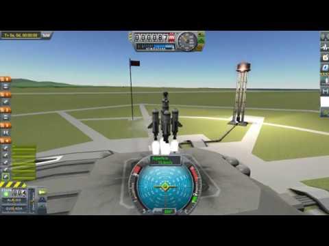 sputnik 1 y 2 misiones con KSP