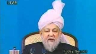Friday Sermon 17 January 2003.