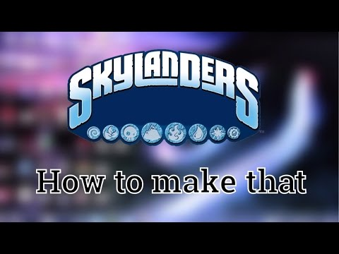 Skylanders: What Font is the Skylanders Logo (YTSG Pt 4 ...