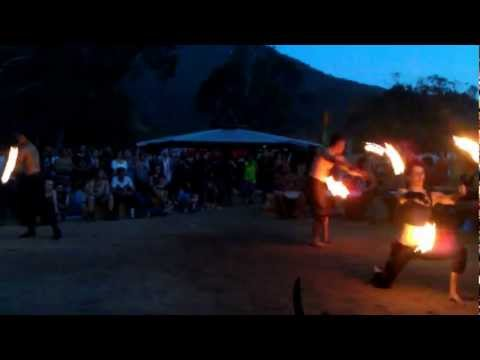 SpynFerno Performance @ Solar Records: The Mayan Prophecy Festival