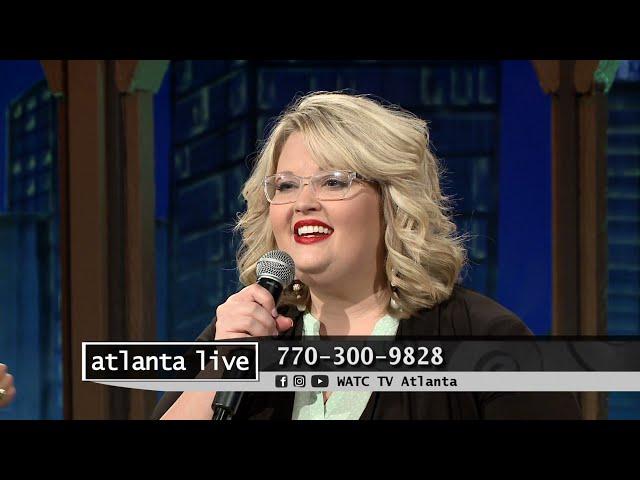 ATLANTA LIVE 09/09/21 | Josh & Ashley Franks host Hope's Journey & Randy & Mary Perry