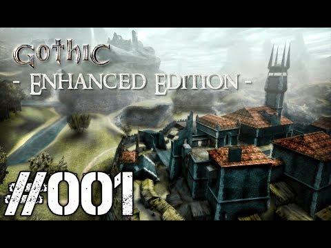 Gothic 1: Enhanced Edition HD #001 - Willkommen in der Barriere