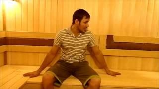 видео Отделка бани