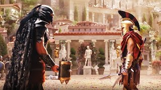 ASSASSIN'S CREED: Odyssey - Live Action Trailer 2018 (PS4, XBOX ONE, PC)