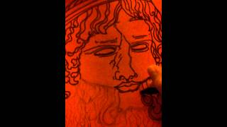 """Drawing """"Hades"""""""