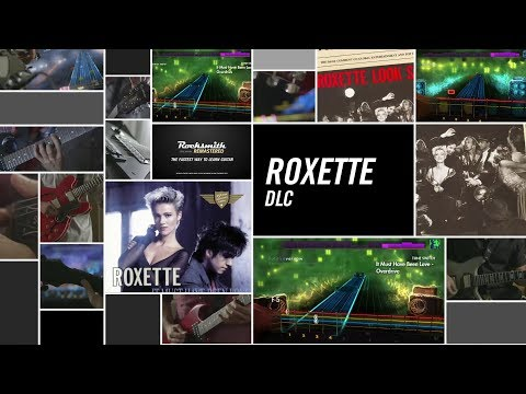 Roxette Song Pack - Rocksmith 2014 Edition Remastered DLC