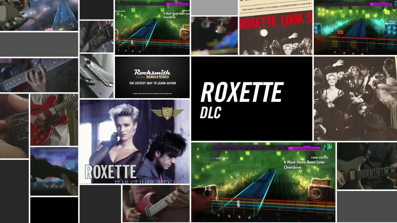 Rocksmith® 2014 Edition – Remastered – Roxette Song Pack Crack