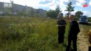 Riesenschlange gefunden