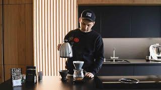 Jak parzyć kawę metodą drip