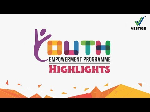 Youth Empowerment Programme | How To Be Successful | Network Marketing Tips | Vestige
