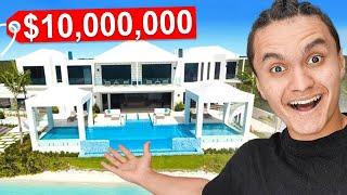 Revealing The New FaZe House 10 000 000