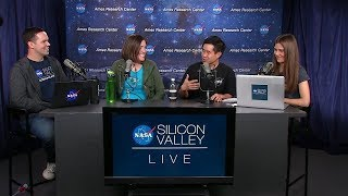 NASA in Silicon Valley Live - Episode 02 - Self-driving Robots, Planes and Automobiles thumbnail