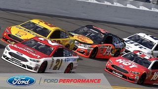 The Daytona 500: A Race Like No Other | NASCAR | Ford Performance thumbnail