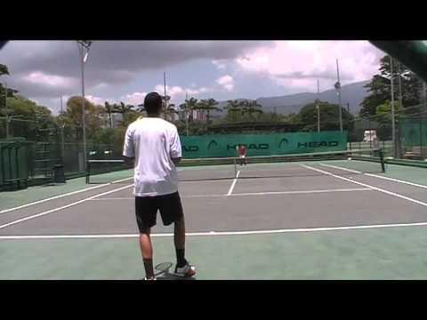 Ali ponte, EESR Latin America, Tennis Prospect 2012-2013