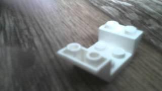как сделать лего унитаз