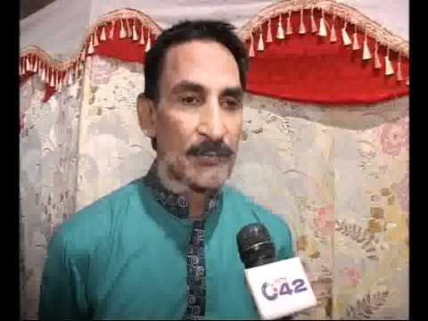 Writer Khawaja Pervaiz Prayer Stage Actor Late Mastana Death Pkg By Zain Madni City42