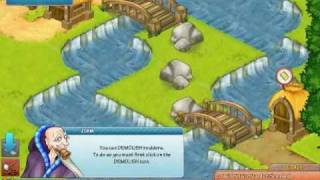 World of Zellians: Kingdom Builder - gameplay