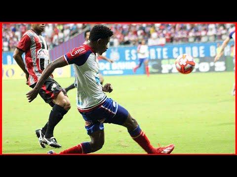 Bahia 3 X 0 Atlético (BA). Gol de Moisés, Elber e Ramires (21/3/2019)
