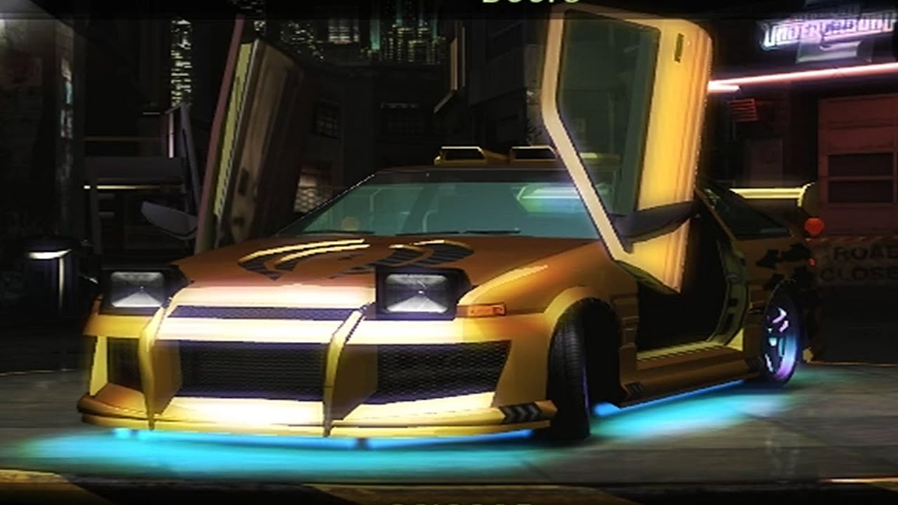 Need For Speed Underground 2 Toyota Corolla Customize Car Tuning Hd Youtube