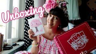 Nihonbox unboxing | Sakura Edition! Sailor Moon, Card Captor und jede Menge Kirschblüten