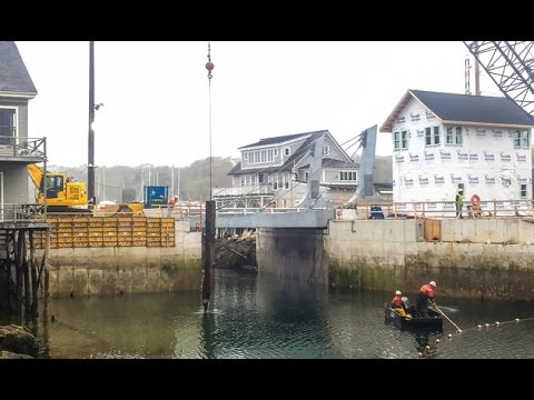 The Gut Bridge Replacement Project: Working 24/7 to Finish on Time