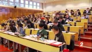 Mystérieux rapport sur les étudiants chinois en France