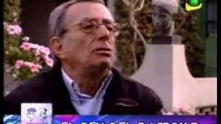 """Andrés Bedoya Ugarteche (la Ortiga)  entrevistado por """"Enemigos Intimos"""" (3-3)"""
