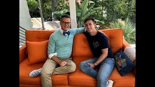 Marc Malkin's Facebook Live with Glee's Kevin McHale