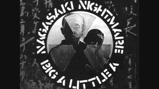 crass - nagasaki nightmare 7""