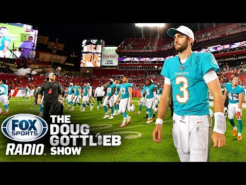 Doug Gottlieb - Trust The Miami Dolphins Process?