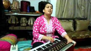 koi sagar dil ko behlata nahi cover by Prof Meenakshi Garg chandigarh singer
