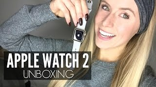 Apple Watch 2 Unboxing | Are Activity Trackers Worth It?