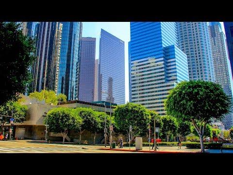 A Walk Down 5th Street, Downtown Los Angeles
