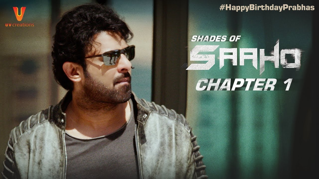 Download Saaho | Shades Of Saaho | Chapter 1 | Prabhas | Shraddha Kapoor | Abu Dhabi | #HappyBirthdayPrabhas
