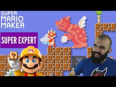 The Hotel Pacofornia | Super Expert No Skips SMB1 Challenge | Mario Maker [II]