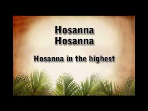 Hillsong United - Hosanna with Lyrics
