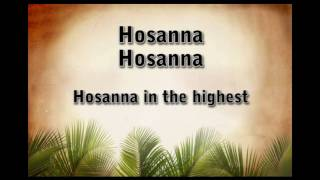 Hillsong United - Hosanna with Lyrics