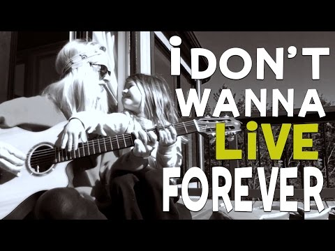 I Don't Wanna Live Forever - ZAYN, Taylor Swift (Sarah Blackwood Cover)