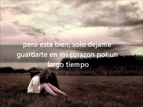 Unloavable Mild Espanol Letra Cancion De Amor Imposible Youtube